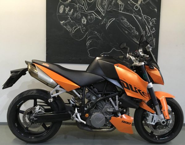 KTM 990 SUPER DUKE, AÑO 2008, 38000 KM, 4590€